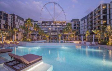 Luxury Hotel: CAESARS PALACE BLUEWATERS DUBAI