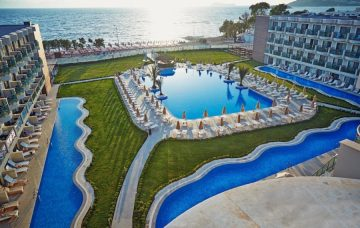 Luxury Hotel: KAIRABA BODRUM PRINCESS & SPA