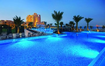 Luxury Hotel: DOUBLETREE BY HILTON RESORT & SPA MARJAN ISLAND