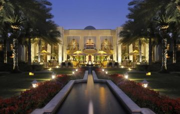 Luxury Hotel: THE PALACE AT ONE&ONLY ROYAL MIRAGE DUBAI
