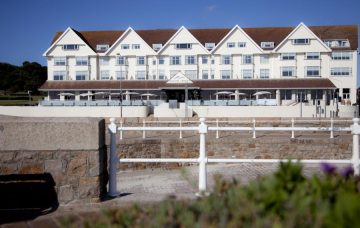 Luxury Hotel: GRAND JERSEY HOTEL & SPA