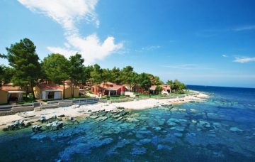 Luxury Hotel: Melia Istrian Villas For Plava Laguna