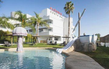 Luxury Hotel: ALEGRIA COSTA BALLENA