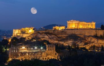 Luxury Hotel: DREAMING CLASSIC GREECE TOUR