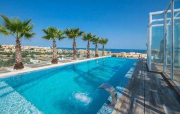 Luxury Hotel: H Hotel Malta