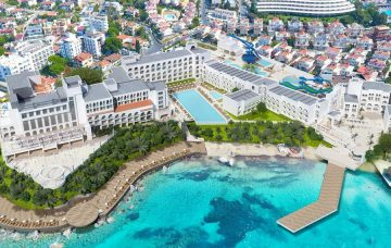 Luxury Hotel: Infinity By Yelken