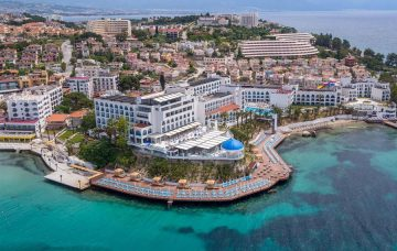 Luxury Hotel: INFINITY BY YELKEN AQUAPARK & RESORT