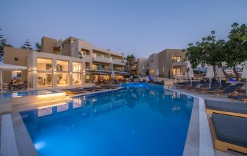 Luxury Hotel: CHC IMPERIAL PALACE CRETE