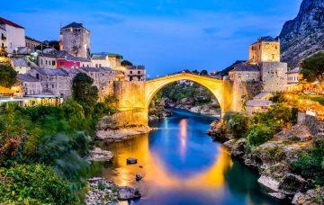 Luxury Hotel: Balkan Attraction Tour