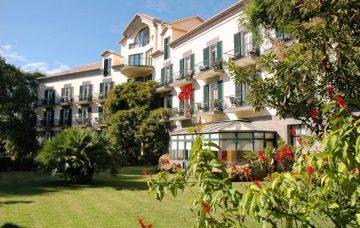 Luxury Hotel: QUINTA DA BELA VISTA MADEIRA