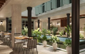 Luxury Hotel: H10 Casa de la Plata