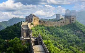 Luxury Hotel: Beijing Classical Tour with Great Wall