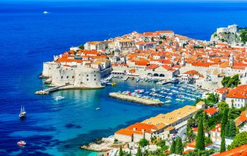 Luxury Hotel: COMPLETE CROATIA ESCORTED TOUR