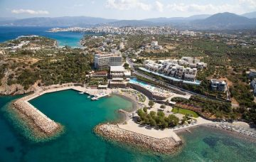 Luxury Hotel: WYNDHAM GRAND CRETE MIRABELLO BAY