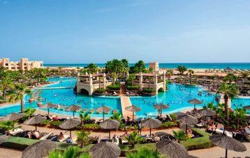 Luxury Hotel: HOTEL RIU TOUAREG