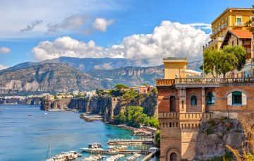 Luxury Hotel: ROME & SOUTHERN ITALY TOUR