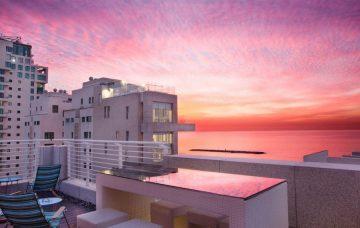 Luxury Hotel: THE SAVOY TEL AVIV SEA SIDE