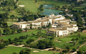 Luxury Hotel: LA MANGA CLUB HOTEL PRINCIPE FELIPE
