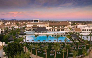 Luxury Hotel: SHERATON HACIENDA DEL ALAMO GOLF & SPA RESORT