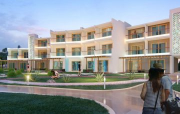 Luxury Hotel: AMARINA ABU SOMA RESORT & AQUAPARK