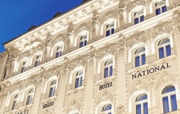 Luxury Hotel: HOTEL NEMZETI BUDAPEST MGALLERY BY SOFITEL