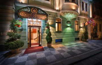 Luxury Hotel: HOTEL GENERAL PRAGUE