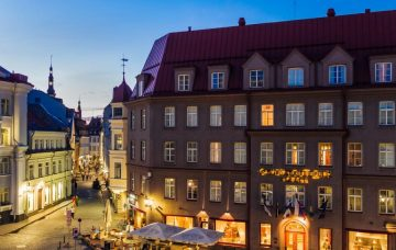 Luxury Hotel: SAVOY BOUTIQUE HOTEL TALLINN