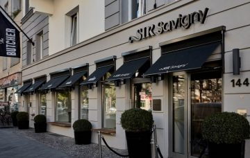 Luxury Hotel: SIR SAVIGNY HOTEL BERLIN