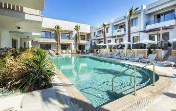 Luxury Hotel: PEFKI DELUXE RESIDENCES