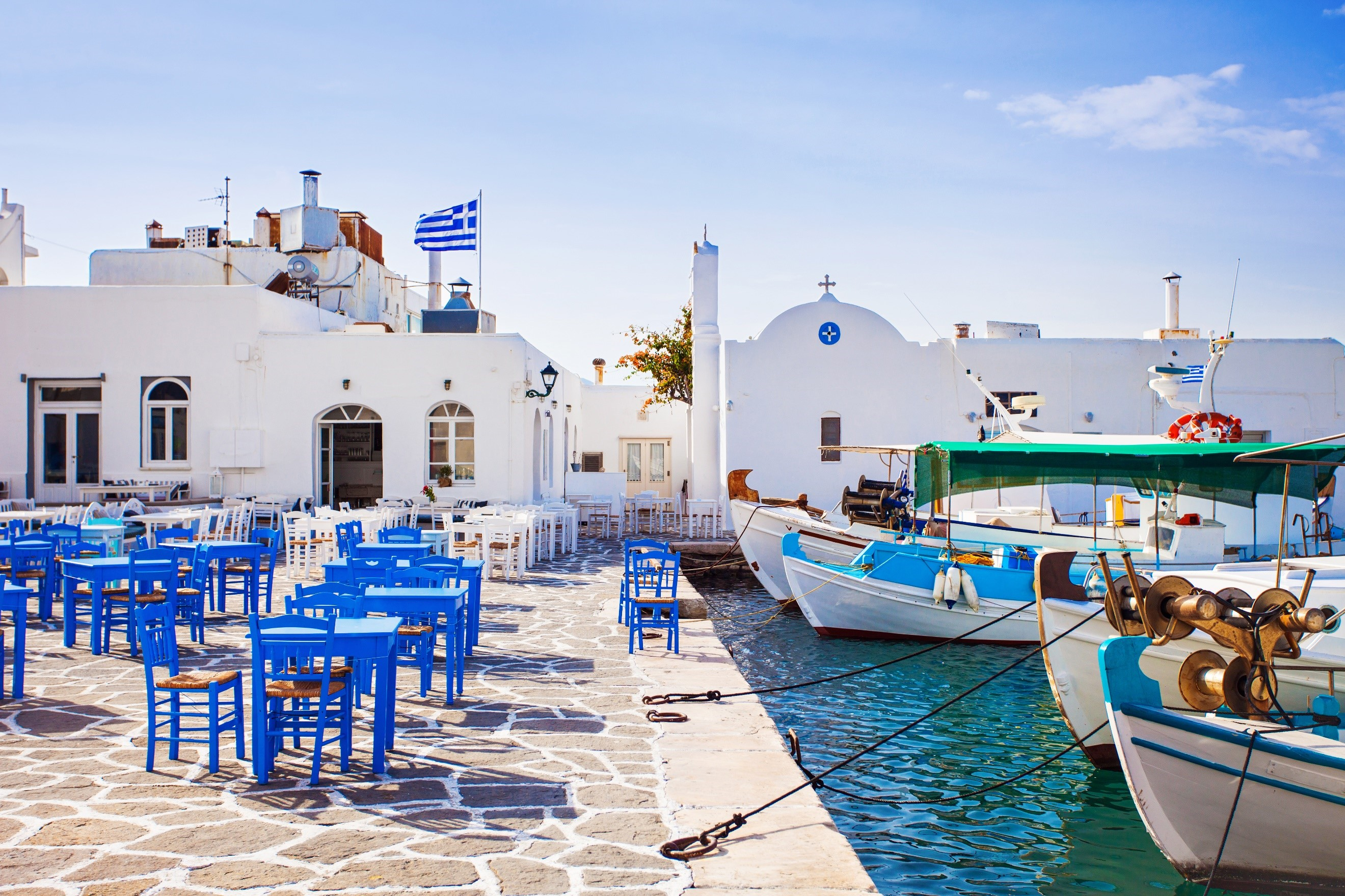 harbour-greek-islands