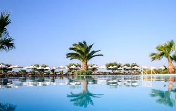 Luxury Hotel: LINDOS BREEZE BEACH HOTEL
