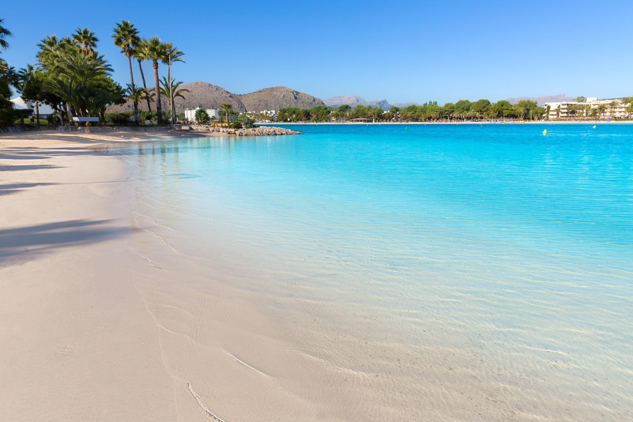 Alcudia Mallorca Beach