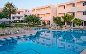 Luxury Hotel: BLUE RESORT RETHYMNO