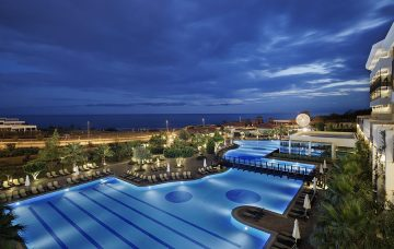 Luxury Hotel: ALBA ROYAL HOTEL