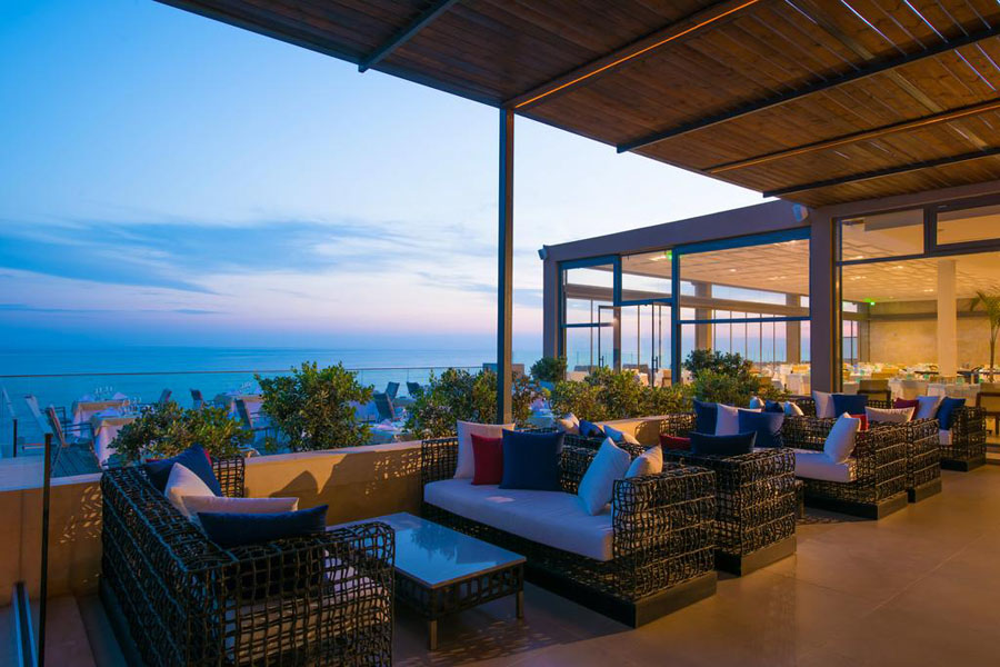 I Resort Beach Hotel Spa Crete Luxury Hotels And Holidays Going Luxury