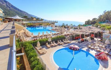 Luxury Hotel: ORKA SUNLIFE RESORT & SPA
