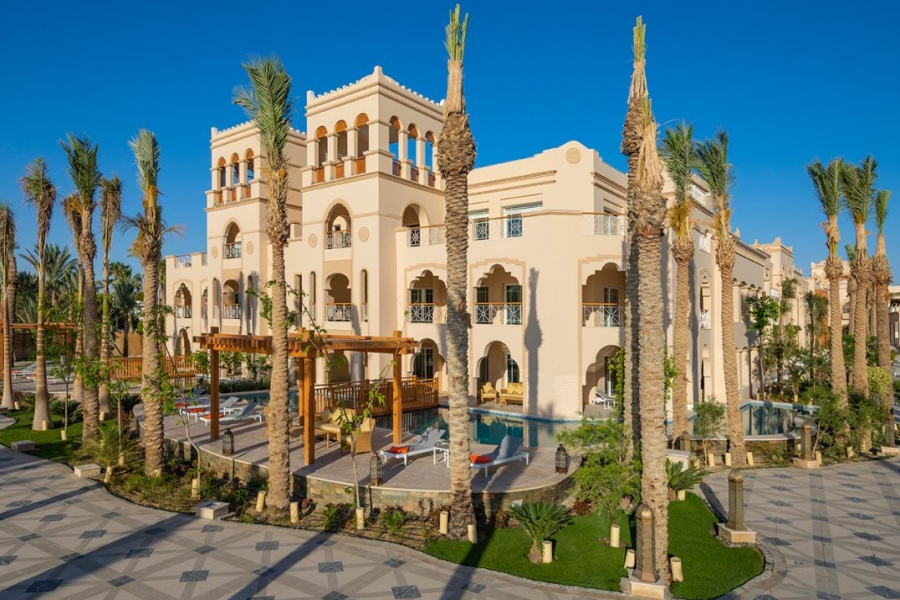 The Grand Palace Hurghada Packages From Just 599pp
