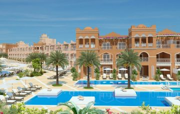 Luxury Hotel: THE GRAND PALACE HURGHADA