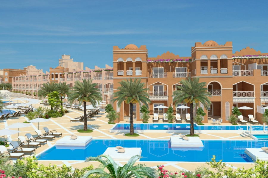 THE GRAND PALACE HURGHADA