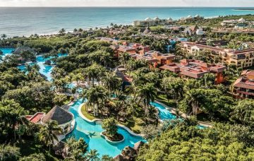 Luxury Hotel: IBEROSTAR PARAISO DEL MAR