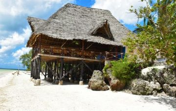 Luxury Hotel: FILAO BEACH ZANZIBAR