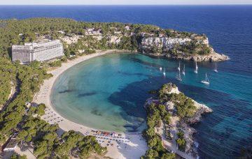 Luxury Hotel: MELIA CALA GALDANA