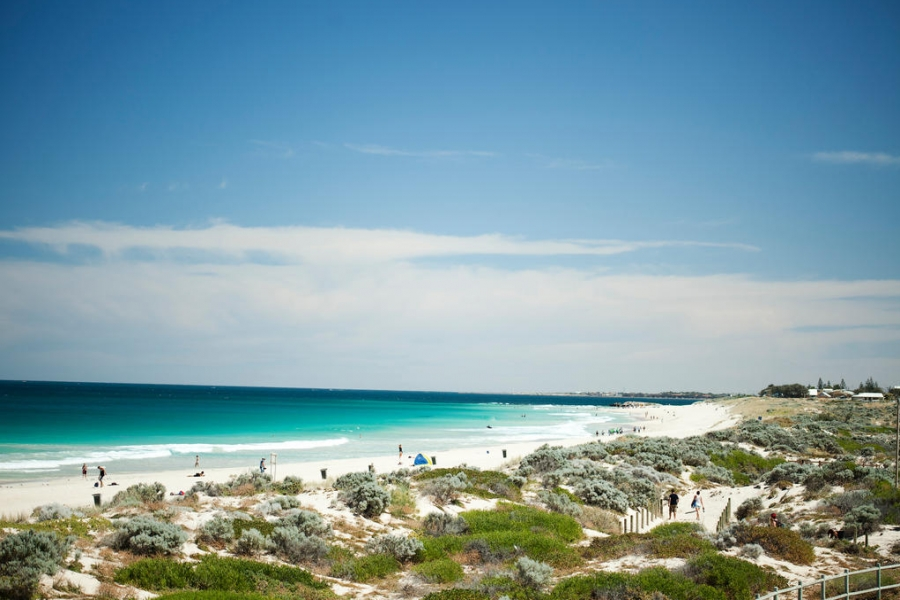 PERTH'S BEACHES & BROOME