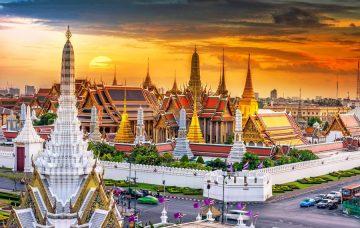 Luxury Hotel: BANGKOK & PHUKET THAILAND TWIN CENTRE