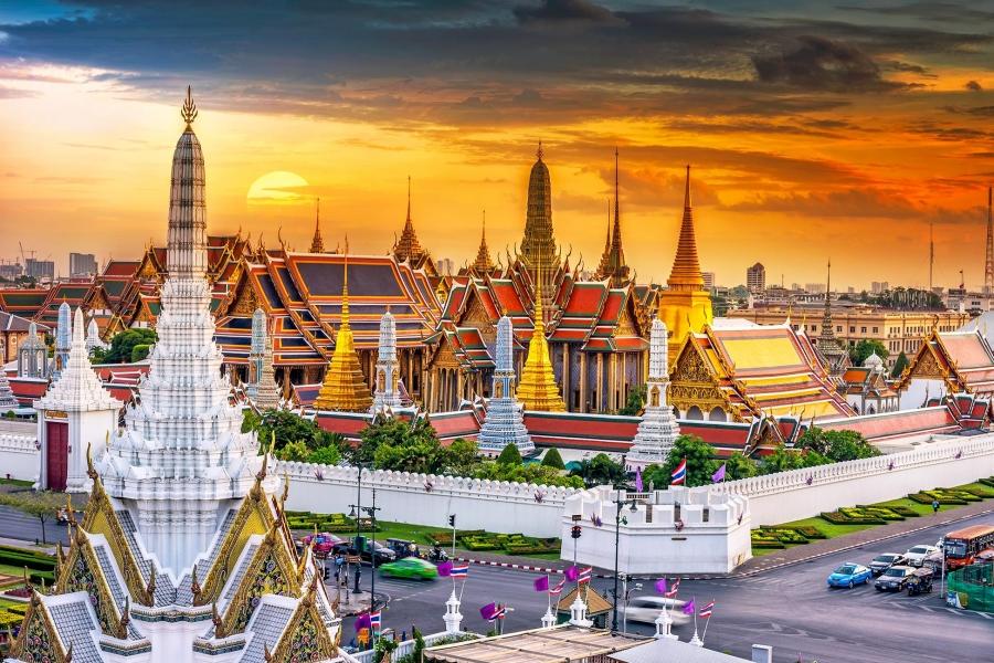 BANGKOK & PHUKET THAILAND TWIN CENTRE
