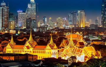 Luxury Hotel: BANGKOK & HUA HIN THAILAND TWIN CENTRE