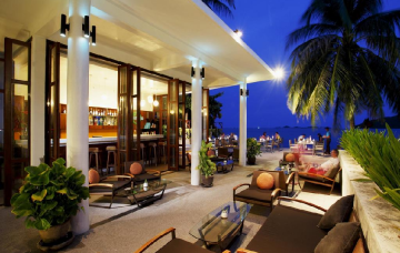 Luxury Hotel: CENTRA BY CENTARA COCONUT BEACH RESORT SAMUI