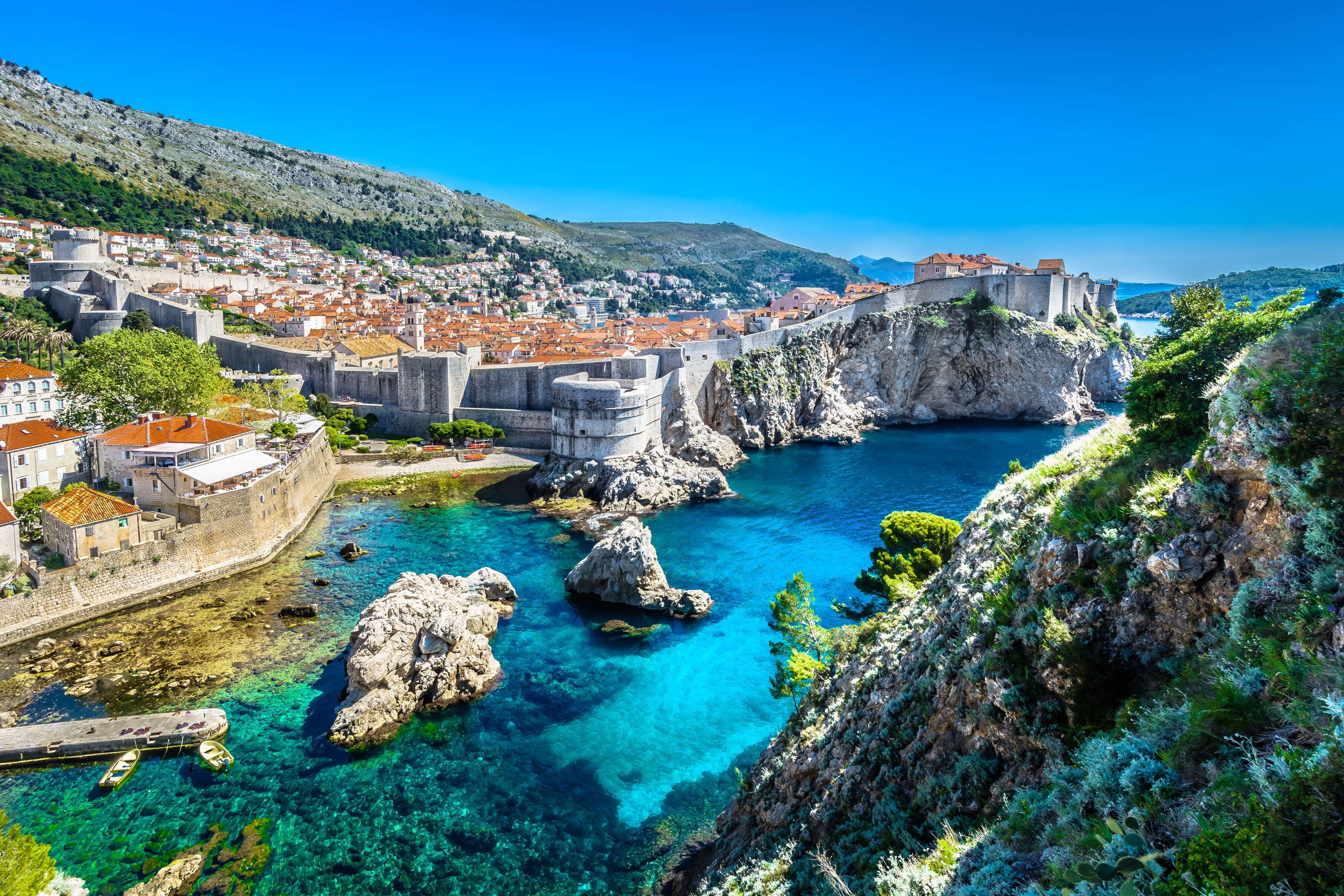 holiday destination dubrovnik croatia
