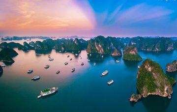 Luxury Hotel: VIETNAM & CAMBODIA TOUR