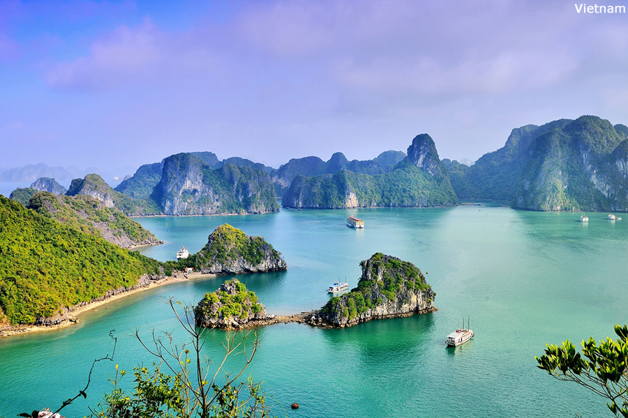 THAILAND, VIETNAM & CAMBODIA